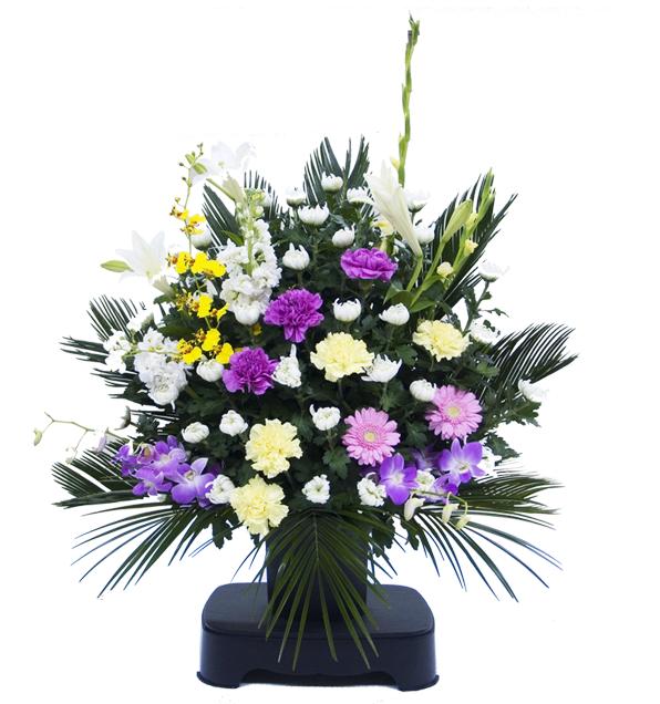 お供え花、枕花2