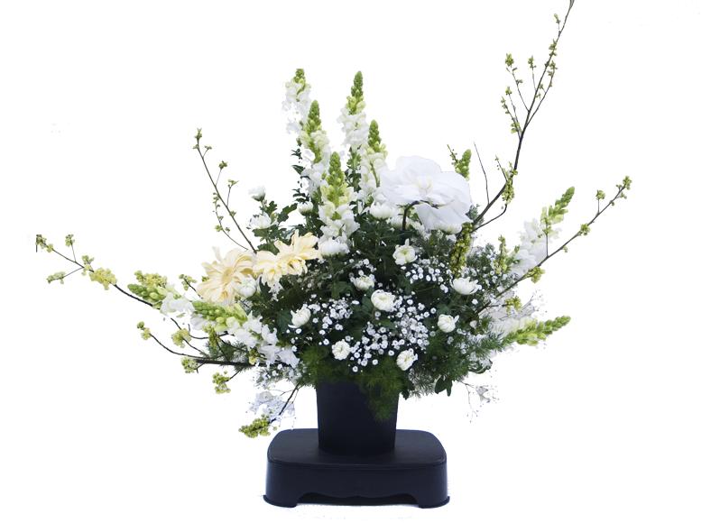 お供え花、枕花3